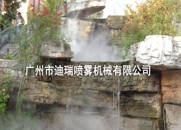 凯里民族风情园雾森系统