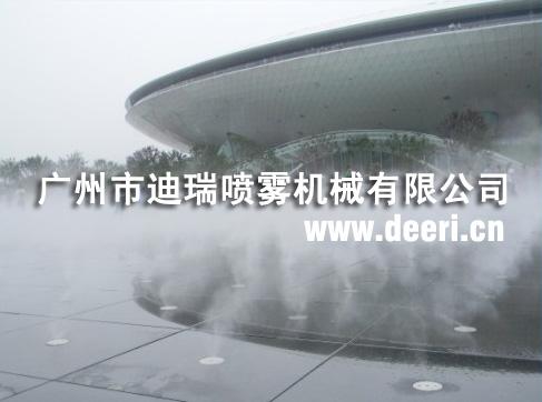 喷雾降温系统